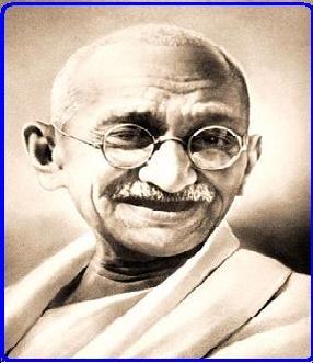 جملات گرانبهای گاندی