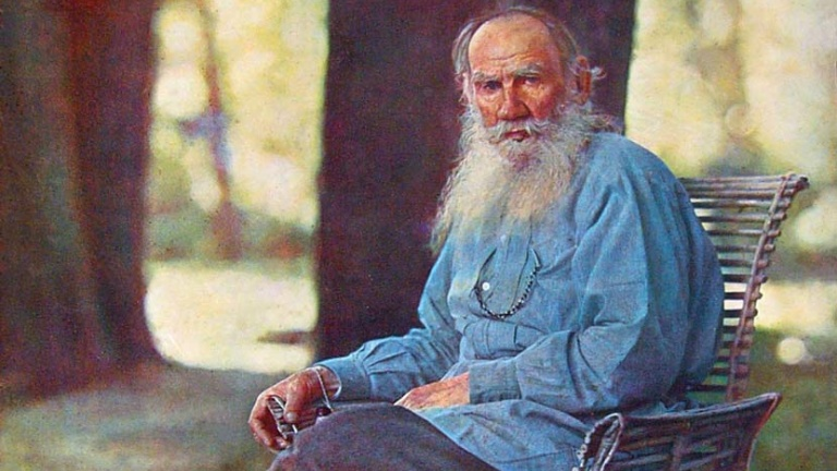 جملات زیبا و بیوگرافی لئو تولستوی (Leo Tolstoy)