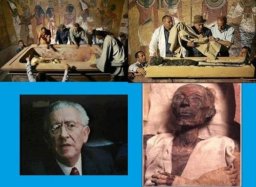 موریس بوکای_ کشف راز فرعون