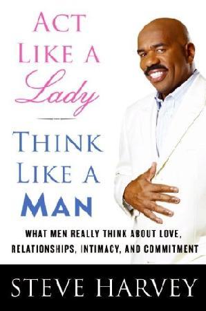 steve-harvey کتاب مثل یک مرد فکر کن ، مثل یک زن رفتار کن